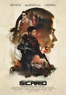 Sicario - Finnish Movie Poster (xs thumbnail)