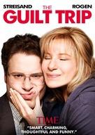 The Guilt Trip - DVD movie cover (xs thumbnail)
