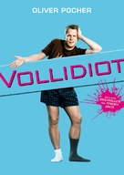 Vollidiot - German poster (xs thumbnail)
