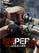 Sniper: Reloaded - Italian Movie Poster (xs thumbnail)