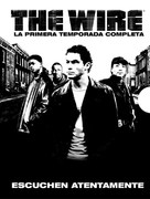 """The Wire"" - Argentinian DVD cover (xs thumbnail)"