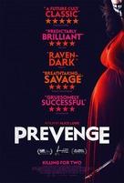 Prevenge - Movie Poster (xs thumbnail)