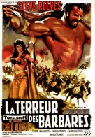 Il terrore dei barbari - Belgian Movie Poster (xs thumbnail)