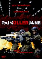 Painkiller Jane - Spanish Movie Cover (xs thumbnail)