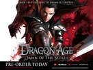 Dragon Age: Dawn of the Seeker - Movie Poster (xs thumbnail)