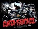 Anti-Social - British Movie Poster (xs thumbnail)