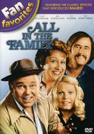"""""""All in the Family"""" - DVD movie cover (xs thumbnail)"""