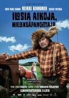 Ilosia aikoja, Mielensäpahoittaja - Finnish Movie Poster (xs thumbnail)
