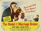 The Model and the Marriage Broker - Movie Poster (xs thumbnail)