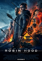 Robin Hood - Canadian Movie Poster (xs thumbnail)