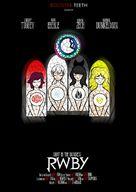 """Rwby"" - Movie Poster (xs thumbnail)"