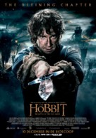 The Hobbit: The Battle of the Five Armies - Dutch Movie Poster (xs thumbnail)