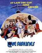 Love Airlines - Movie Poster (xs thumbnail)