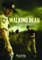 """The Walking Dead"" - Brazilian DVD movie cover (xs thumbnail)"
