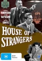 House of Strangers - Australian DVD cover (xs thumbnail)