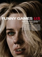 Funny Games U.S. - French Movie Poster (xs thumbnail)