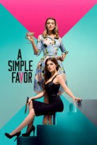 A Simple Favor - Movie Cover (xs thumbnail)