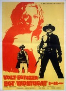 C'era una volta il West - Hungarian Movie Poster (xs thumbnail)