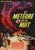 It Came from Outer Space - French Re-release movie poster (xs thumbnail)