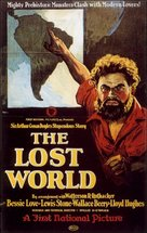The Lost World - Movie Poster (xs thumbnail)