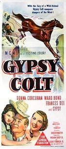Gypsy Colt - Australian Movie Poster (xs thumbnail)