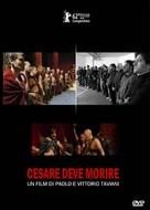 Cesare deve morire - Italian DVD cover (xs thumbnail)
