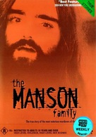 The Manson Family - Australian Movie Cover (xs thumbnail)