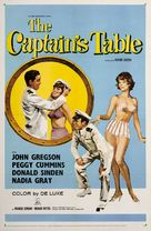 The Captain's Table - Movie Poster (xs thumbnail)