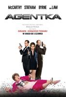 Spy - Polish Movie Poster (xs thumbnail)