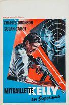 Machine-Gun Kelly - Belgian Movie Poster (xs thumbnail)