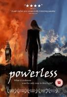 Powerless - British Movie Cover (xs thumbnail)