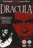 Dracula - British Movie Cover (xs thumbnail)