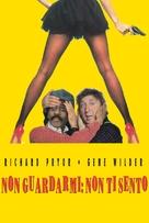 See No Evil, Hear No Evil - Italian Movie Poster (xs thumbnail)