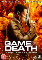 Game of Death - British DVD cover (xs thumbnail)