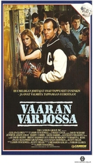 Under Cover - Finnish VHS cover (xs thumbnail)