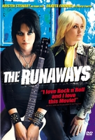 The Runaways - Movie Cover (xs thumbnail)