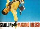 Cliffhanger - Spanish DVD movie cover (xs thumbnail)