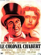 Le colonel Chabert - French Movie Poster (xs thumbnail)