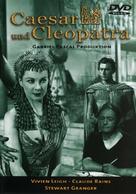 Caesar and Cleopatra - German Movie Cover (xs thumbnail)