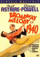 Broadway Melody of 1940 - DVD cover (xs thumbnail)