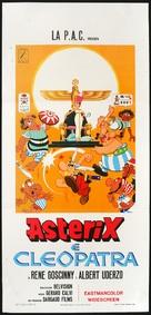 Astérix et Cléopâtre - Italian Movie Poster (xs thumbnail)
