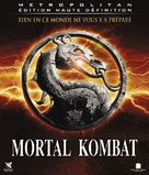 Mortal Kombat - French Blu-Ray cover (xs thumbnail)