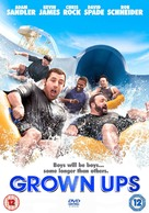 Grown Ups - British Movie Cover (xs thumbnail)