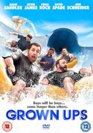 Grown Ups - British Movie Cover (xs thumbnail)