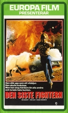 Ruckus - Swedish VHS cover (xs thumbnail)