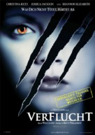Cursed - German Movie Poster (xs thumbnail)