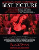 Black Swan - For your consideration poster (xs thumbnail)