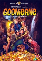 The Goonies - Danish Movie Cover (xs thumbnail)