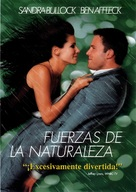 Forces Of Nature - Argentinian DVD movie cover (xs thumbnail)