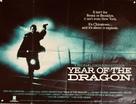 Year of the Dragon - British Movie Poster (xs thumbnail)
